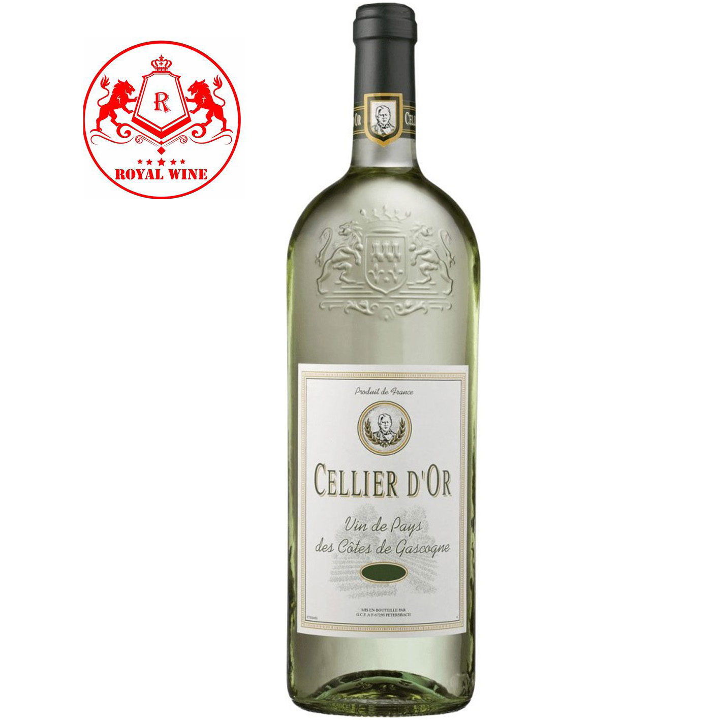 CELLIER D'OR White