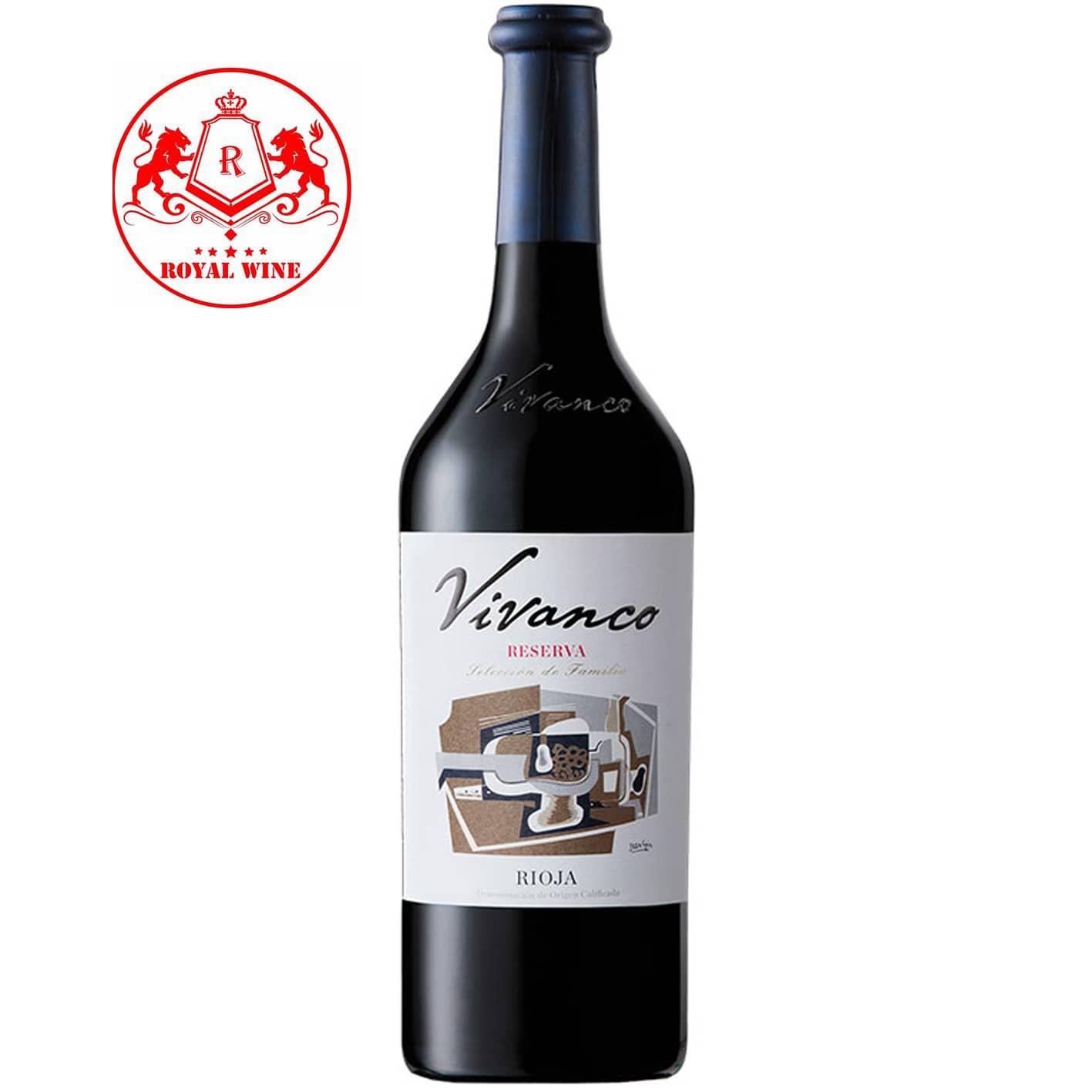 Rượu vang VIVANCO Reserva