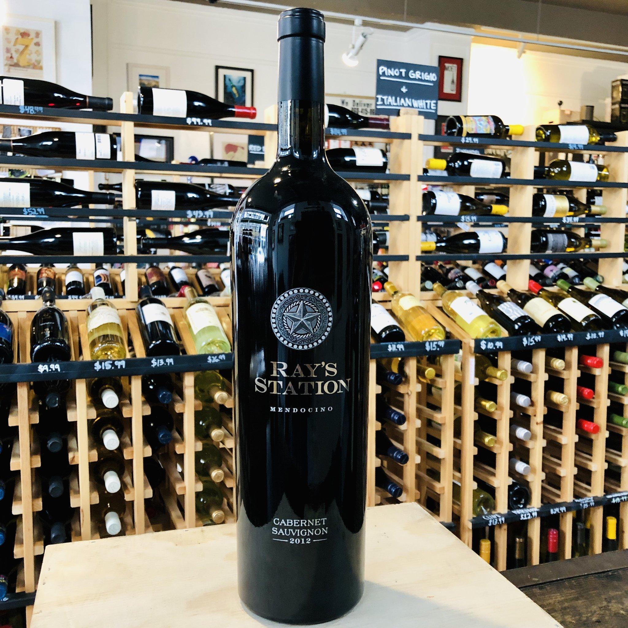 Rượu vang RAYS' STATION Cabernet Sauvignon vang đỏ mỹ