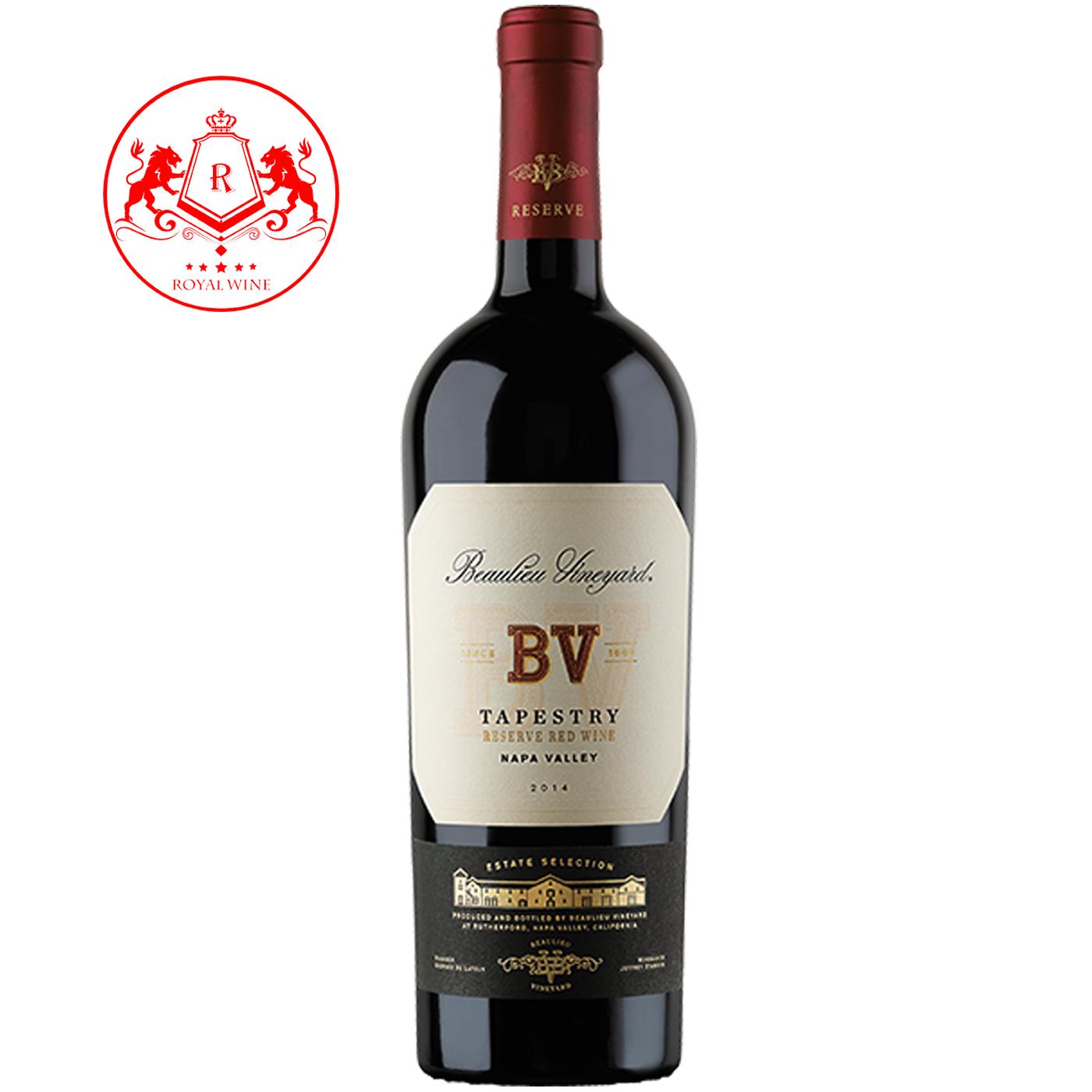 Rượu vang BV Tapestry Reserva Napa Valley