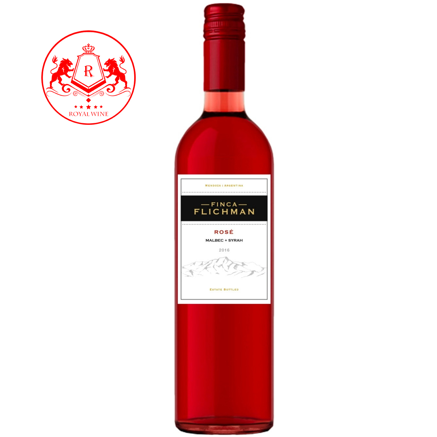Rượu vang Finca FLICHMAN Rose