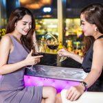 Rượu vang và phái đẹp