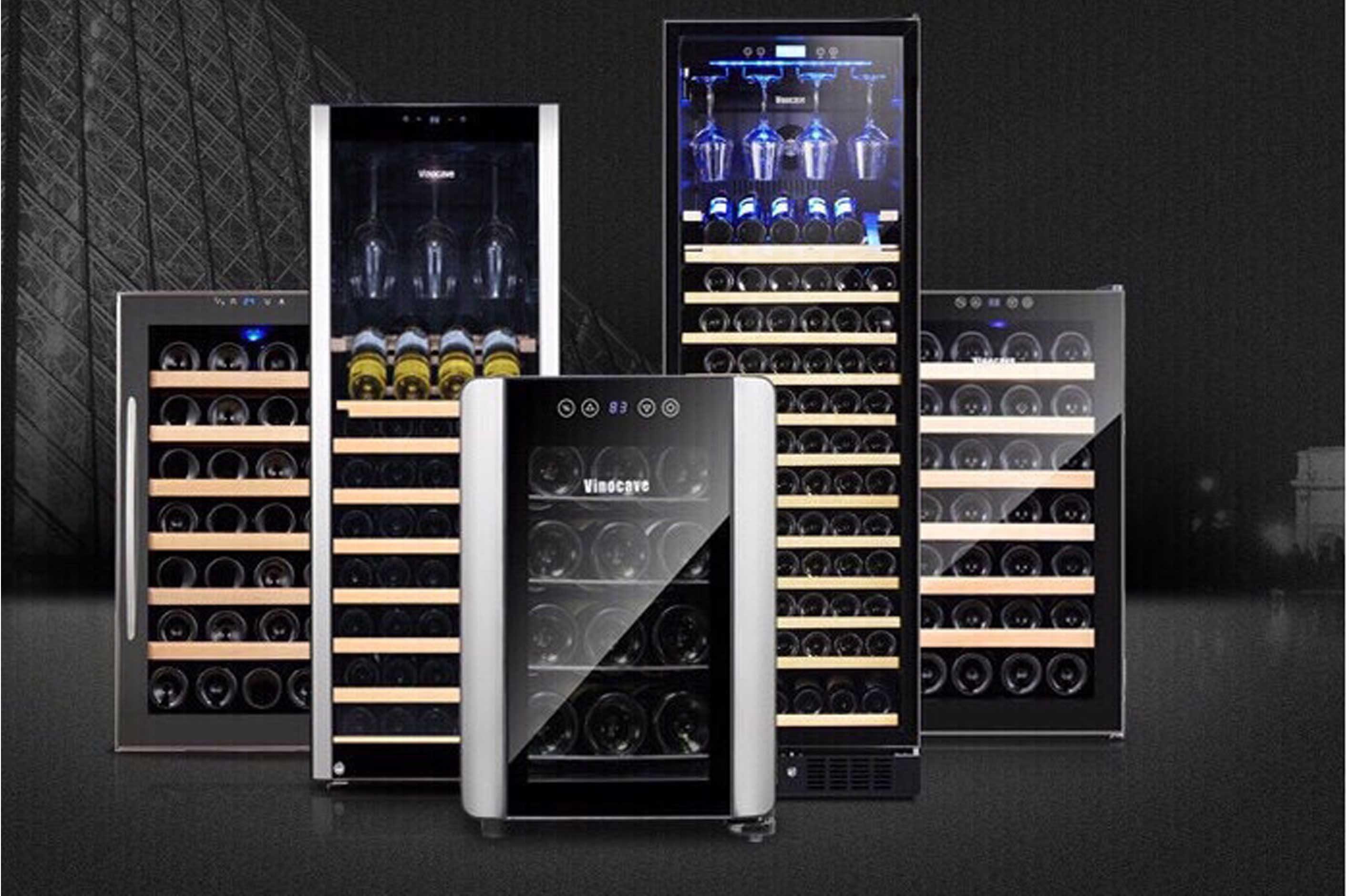 Chương trình mua Rượu vang tặng Tủ bảo quản