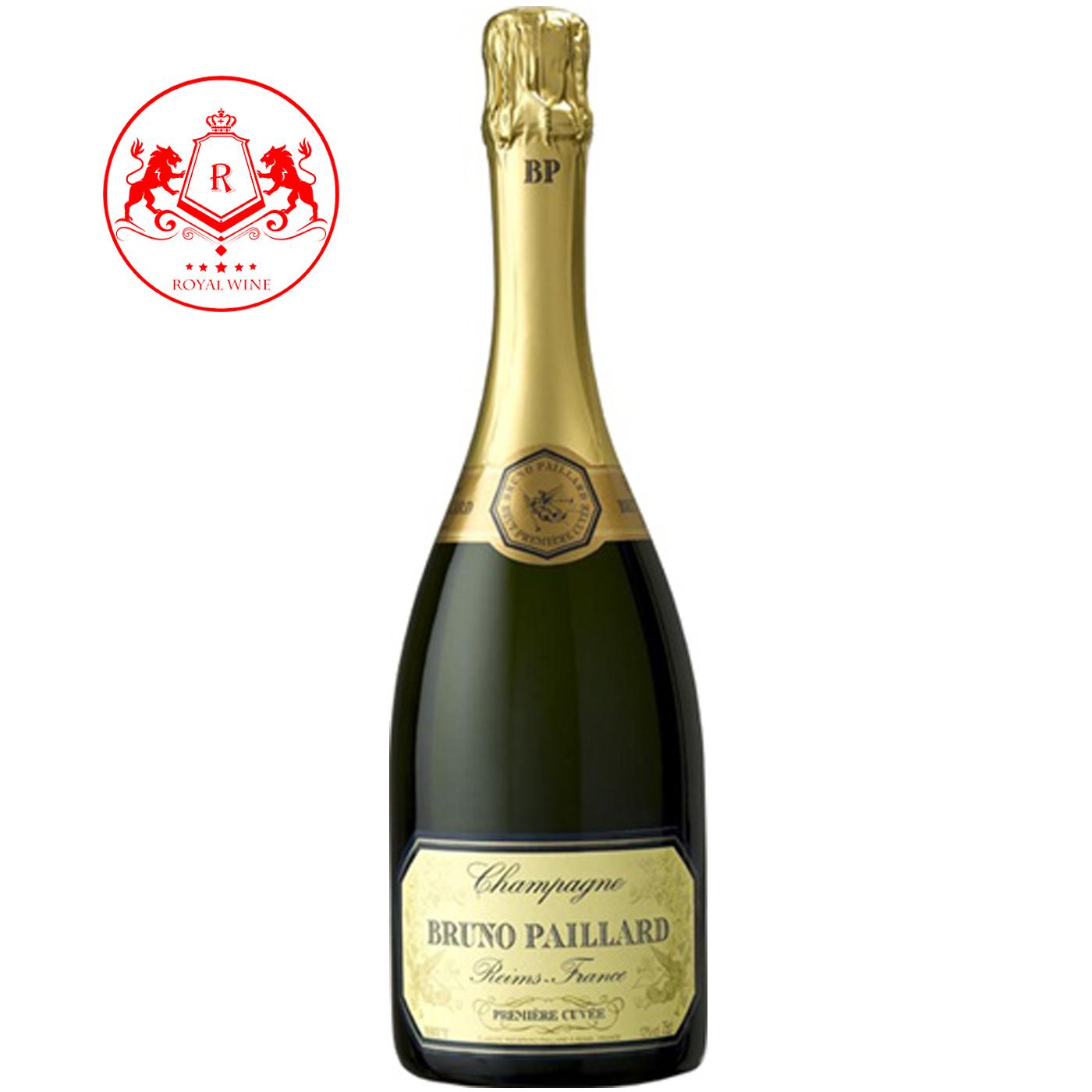 Champagne BRUNO PAILLARD Brut Premiere Cuvee