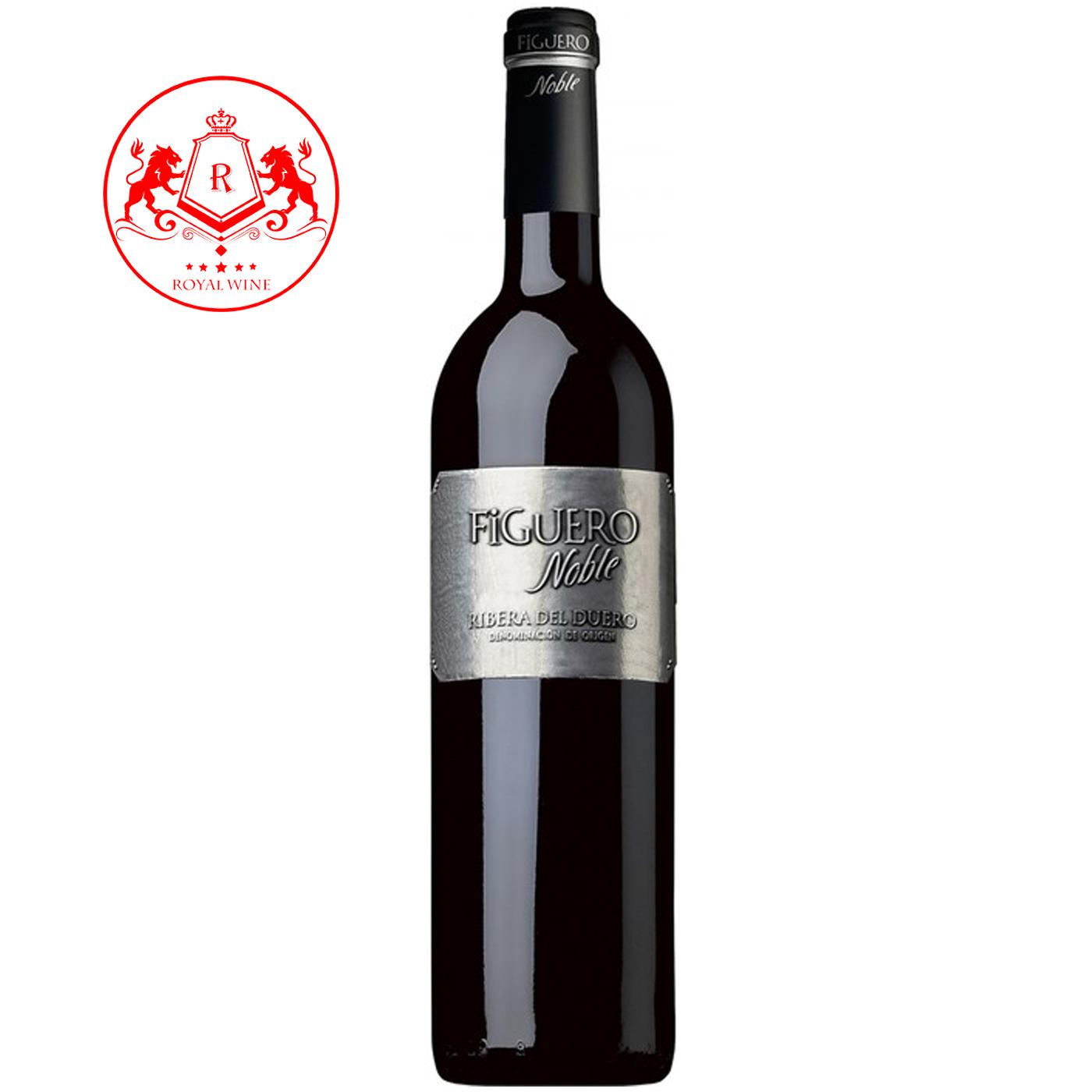Rượu vang FIGUERO NOBLE