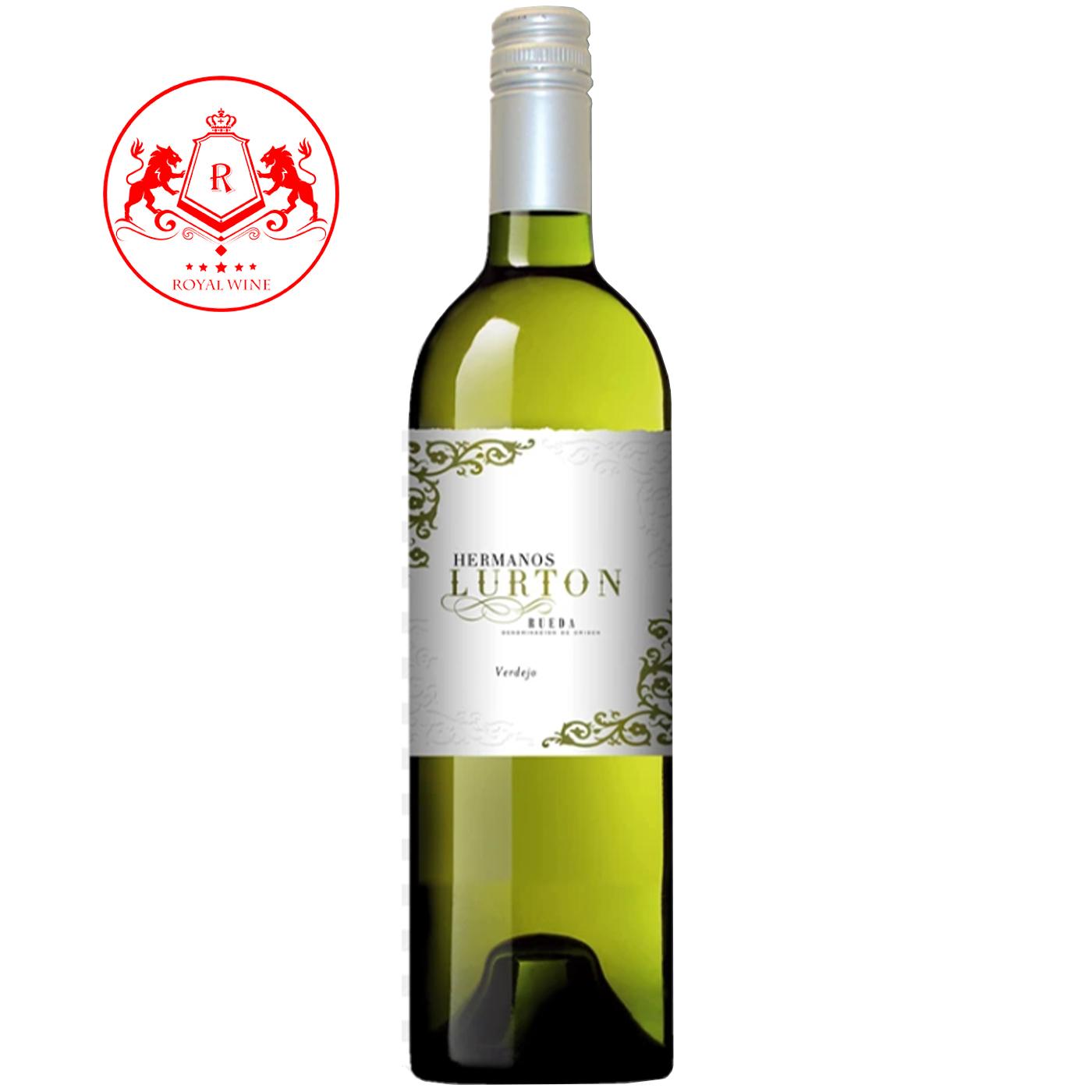 Rượu vang Hermanos LURTON Rueda Verdejo