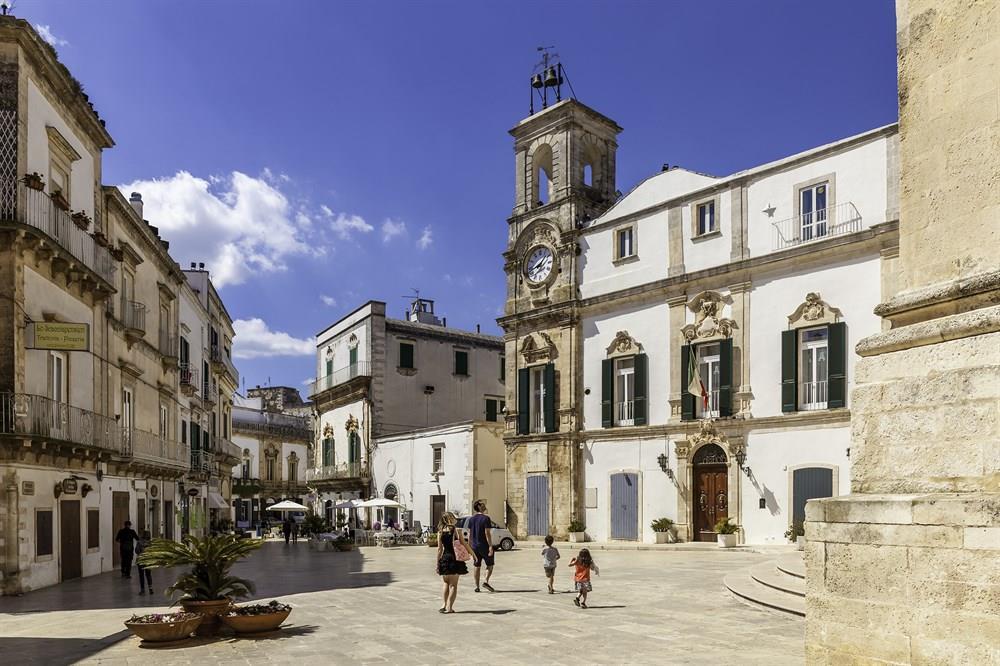 Puglia - Thiên đường nghỉ dưỡng tuyệt vời