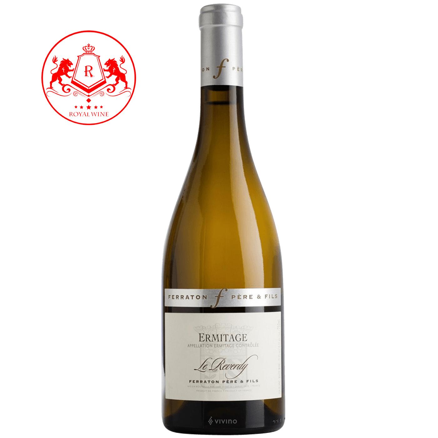 Rượu vang Ermitage LE REVERDY