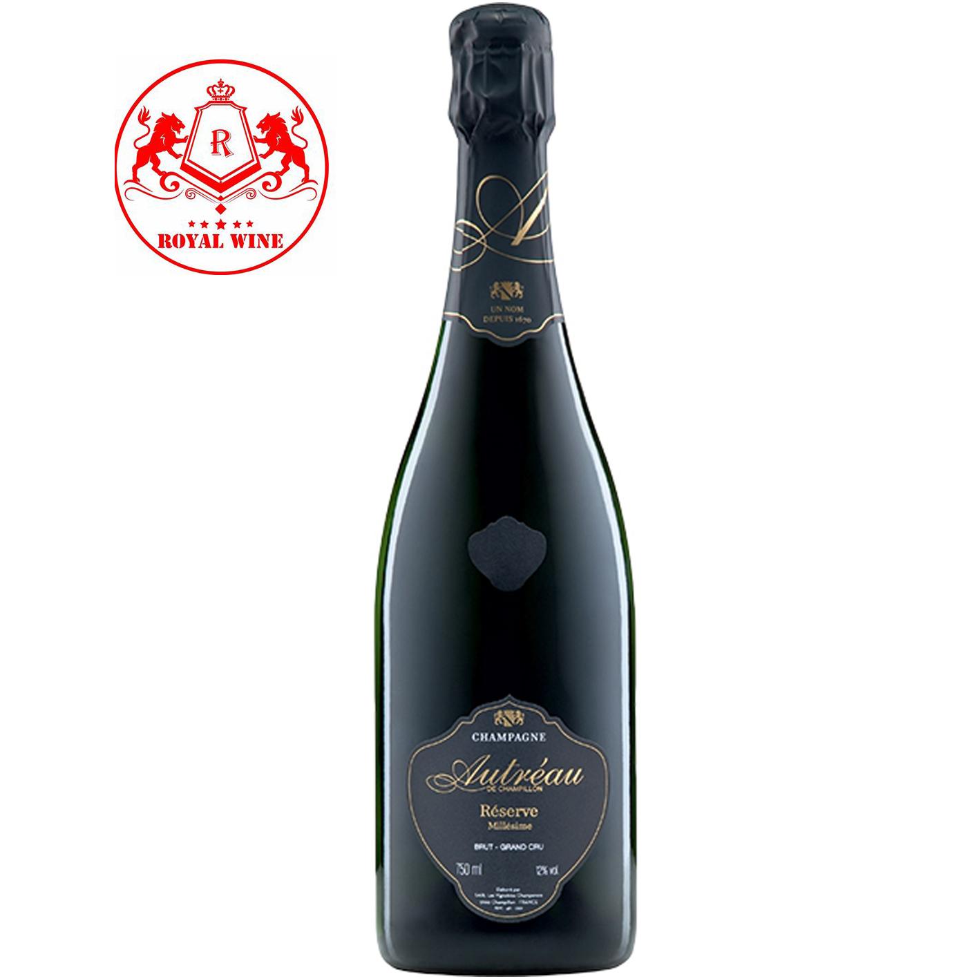 Champagne Autreau Reserve Grand Cru