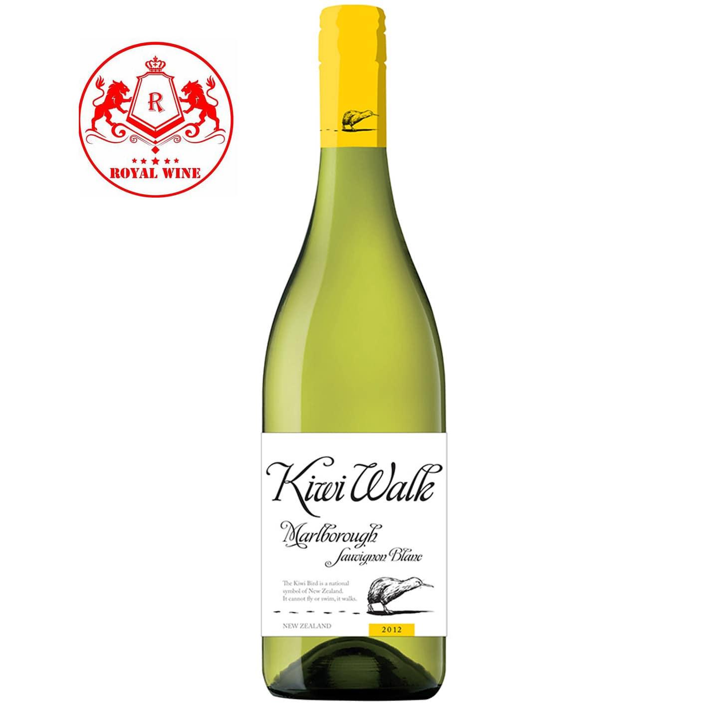 Rượu vang KIWI WALK Sauvignon Blanc