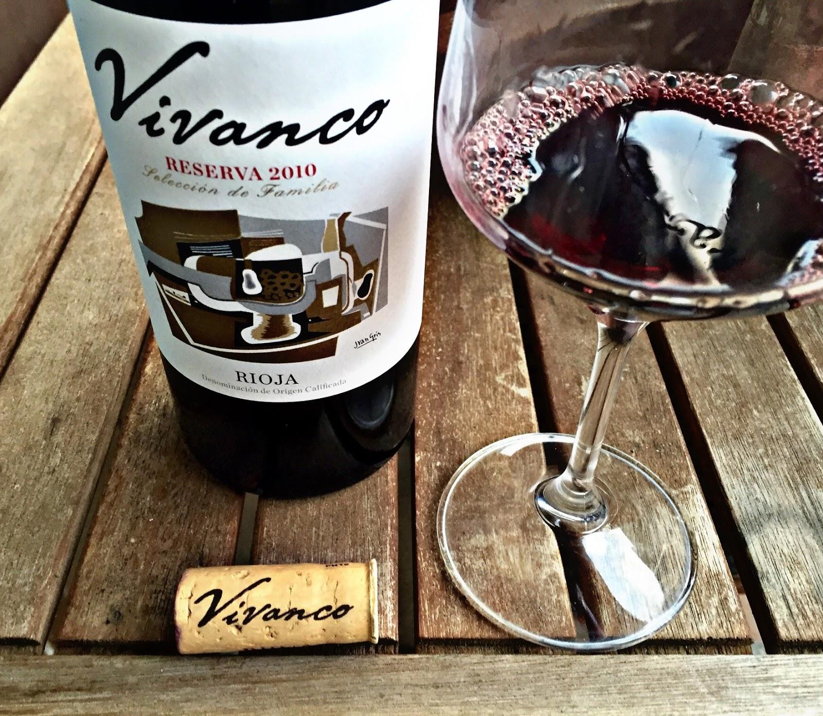 Rượu vang VIVANCO Reserva Rioja