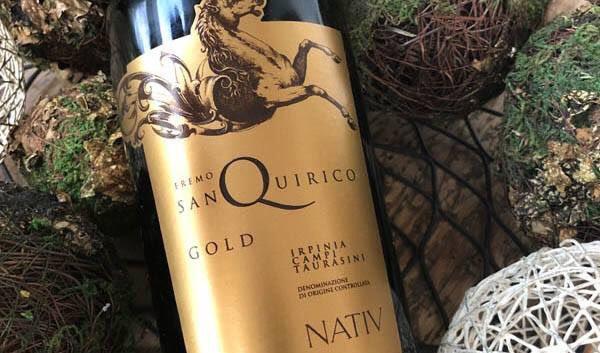 Rượu vang EREMO SAN QUIRICO GOLD - rượu vang con ngựa vàng