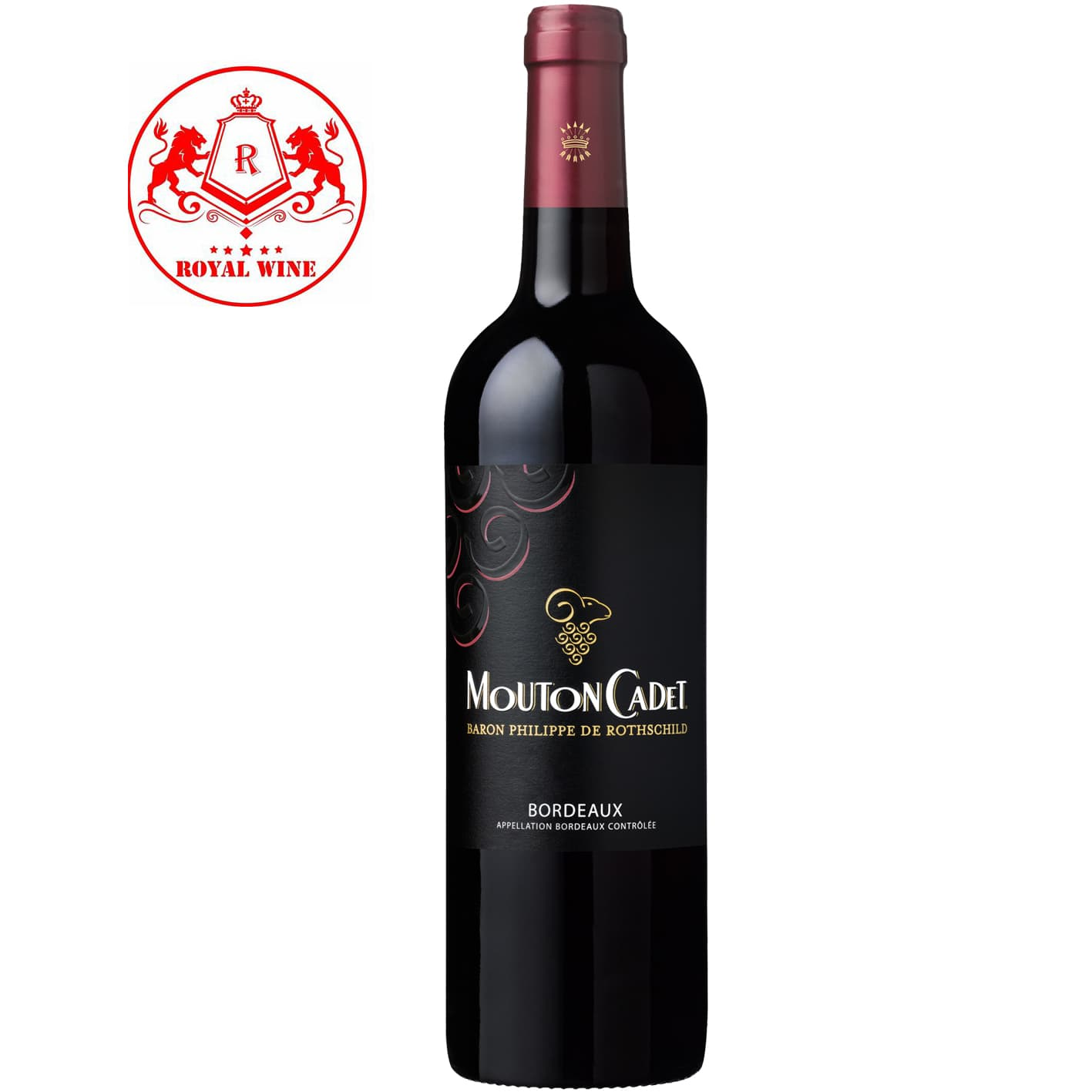 Rượu vang Mouton Cadet Bordeaux