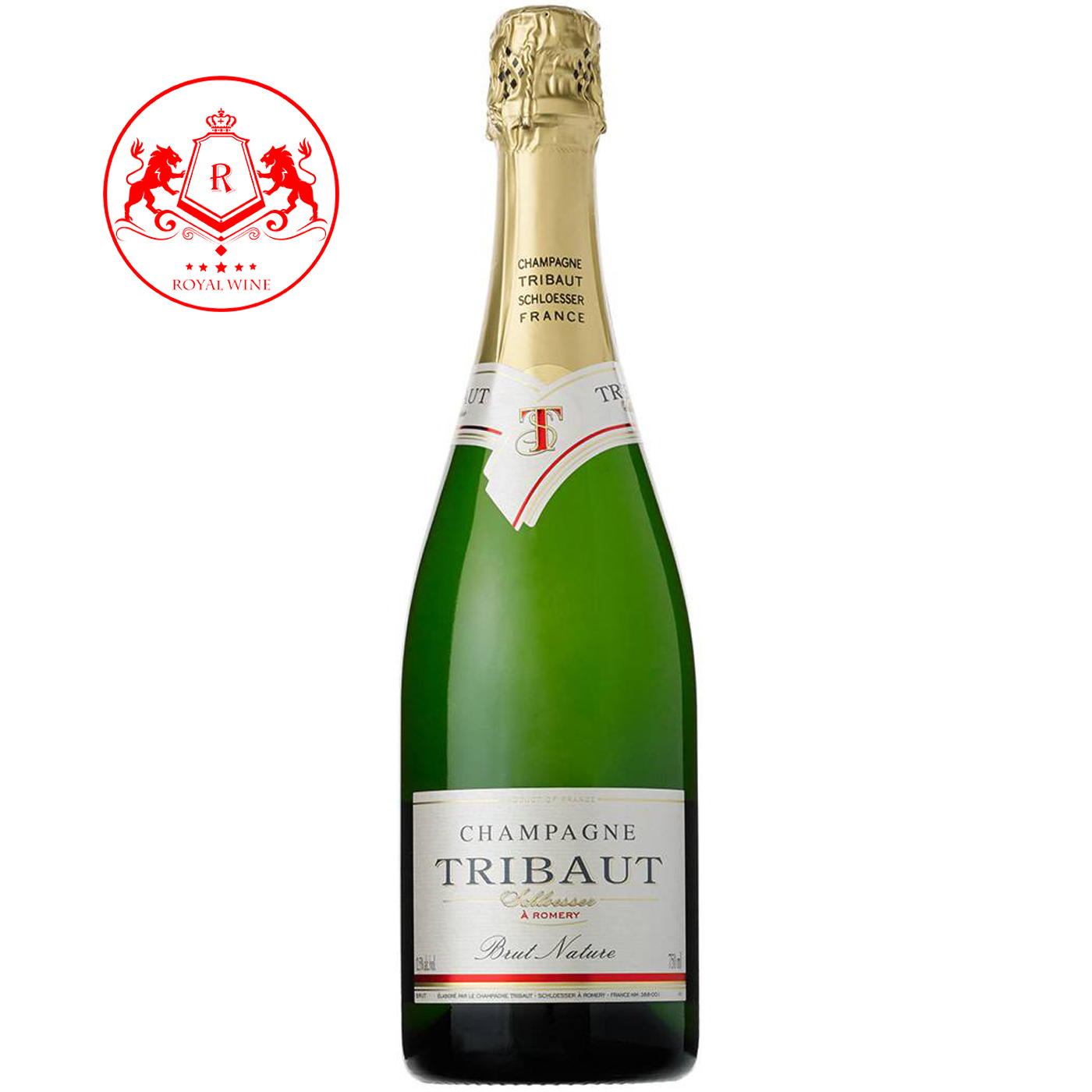 Champagne TRIBAUT SCHLOESSER Brut Nature