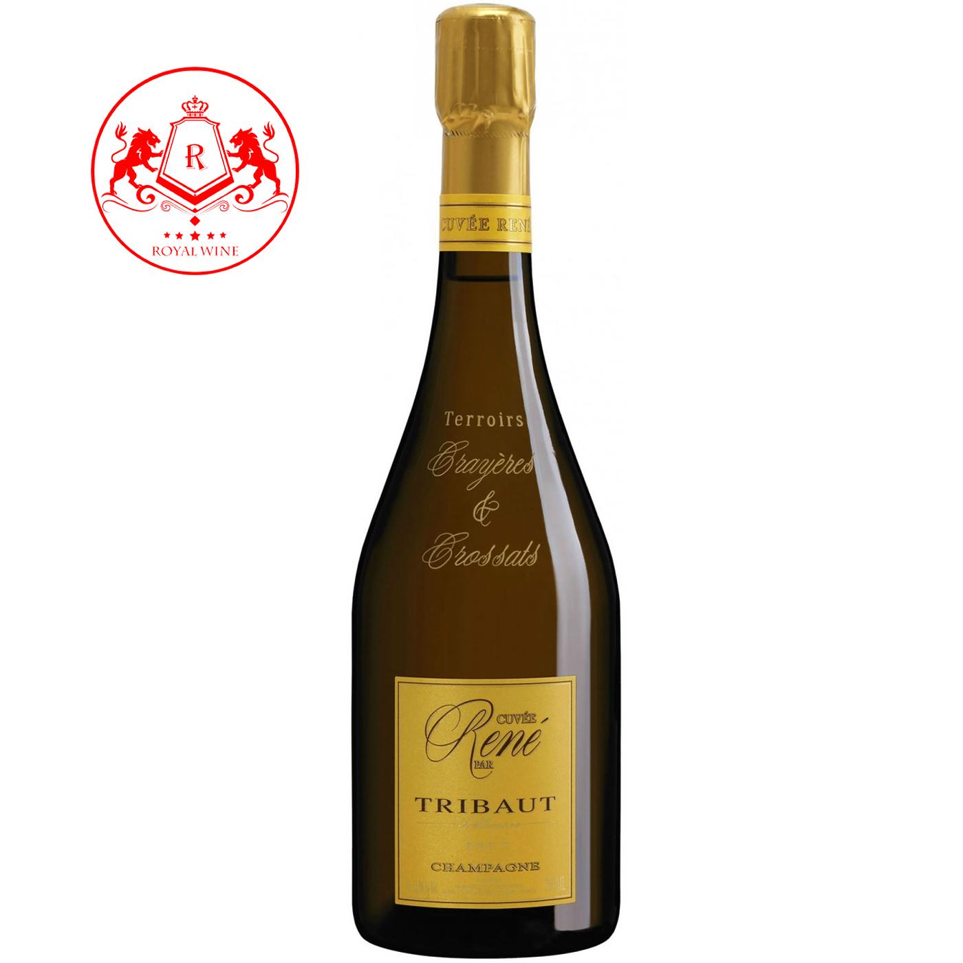 Champagne TRIBAUT SCHLOESSER Cuvee Rene