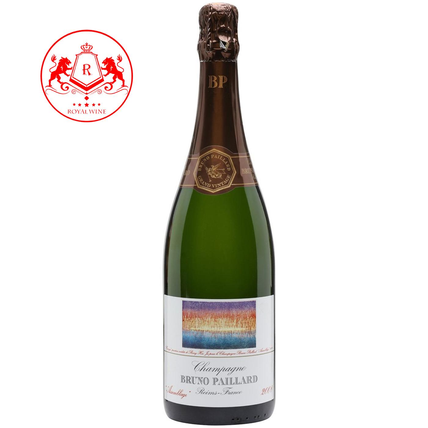 Champagne BRUNO PAILLARD Brut Assemblage
