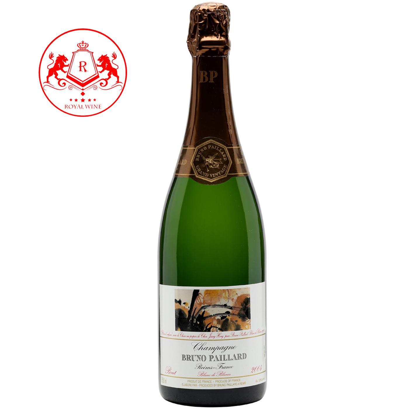 Champagne BRUNO PAILLARD Brut Blanc de Blanc