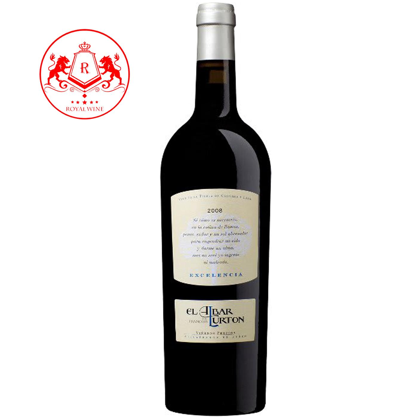 Rượu vang EL Albar Lurton Excelencia