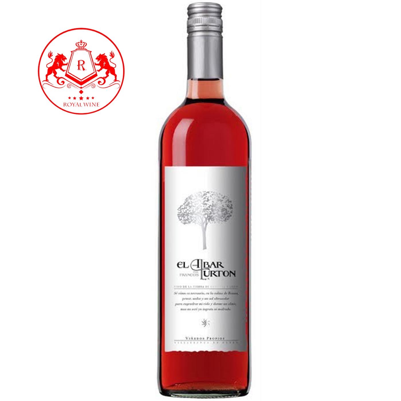 Rượu vang EL ALBAR LURTON Rosado