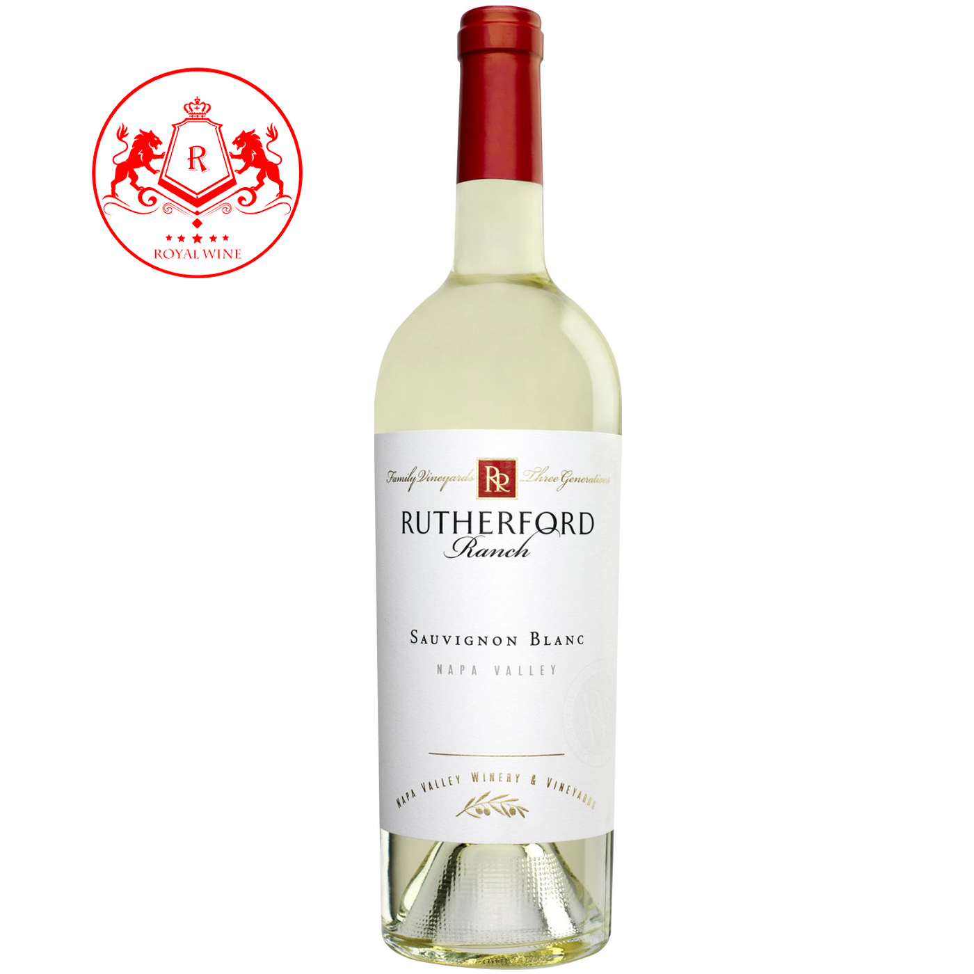 Rượu vang RUTHERFORD Ranch Sauvignon Blanc