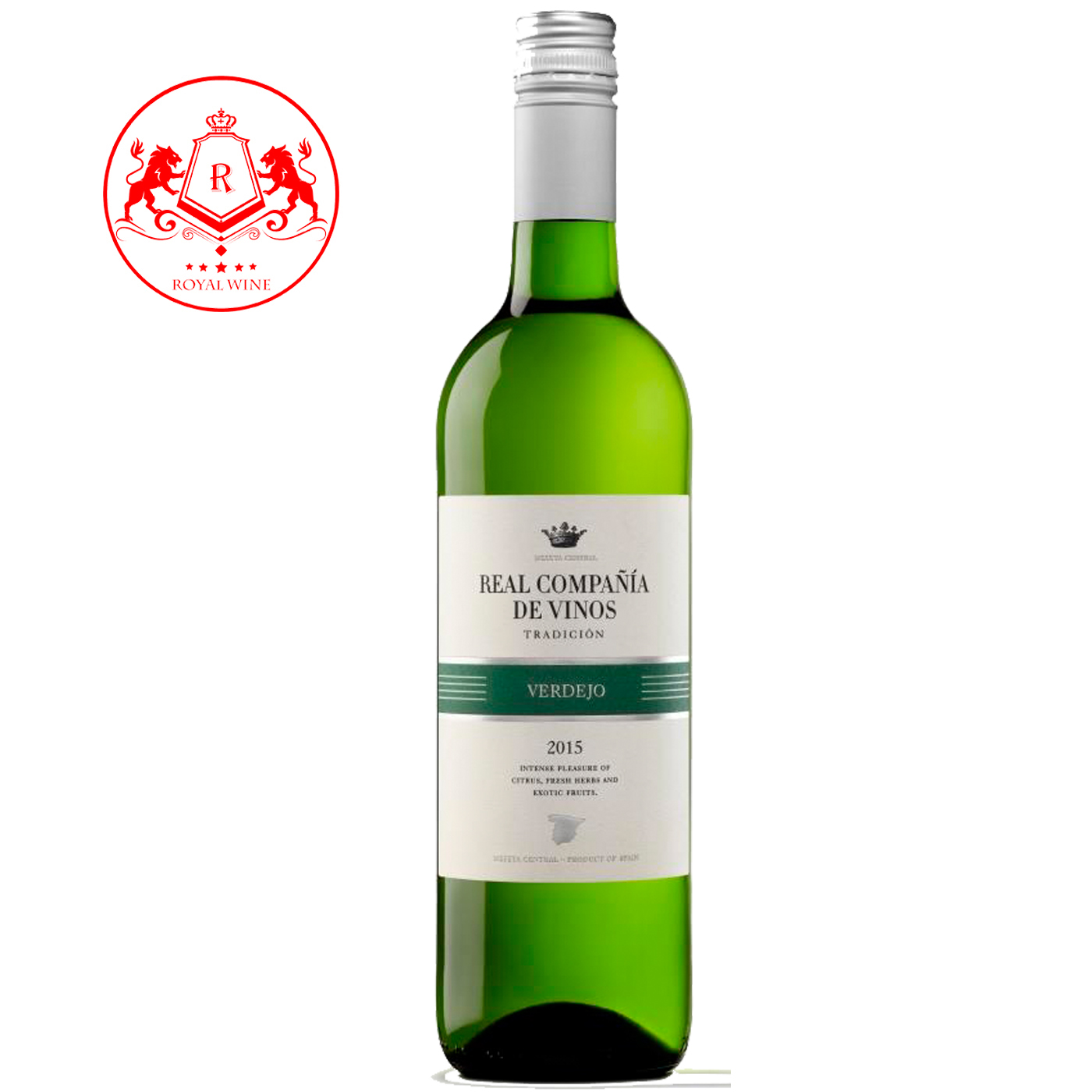 Rượu vang Real Compania De Vinos Blanco