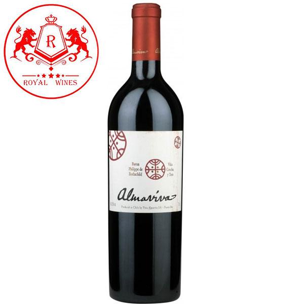 Rượu Vang Almaviva 2011