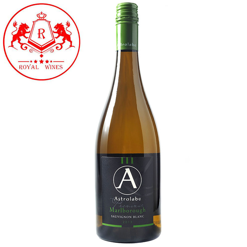 Rượu Vang Astrolabe Province Marlborough Sauvignon Blanc