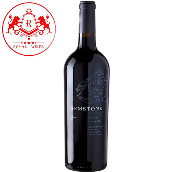 Rượu Vang Gemstone Red Blend