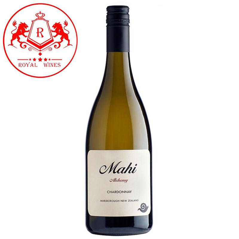 Rượu Vang Mahi Marlborough Chardonnay